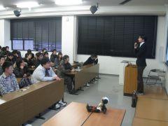 高橋先生特別講義
